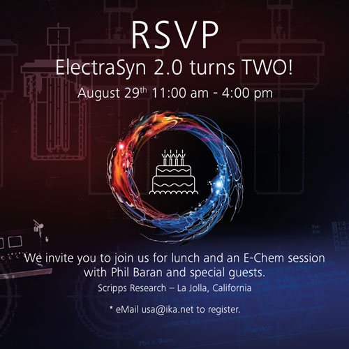 Electrasyn 2.0 turns TWO!