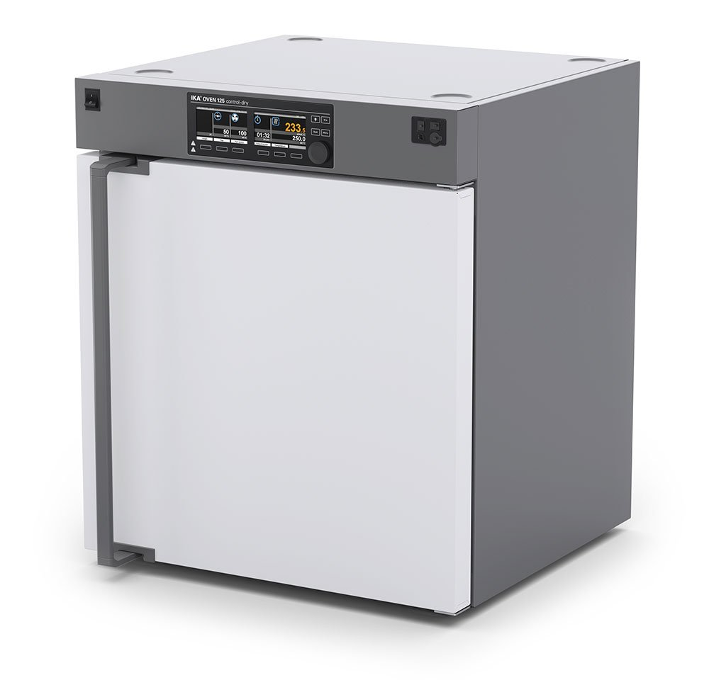 IKA Oven 125 control - dry
