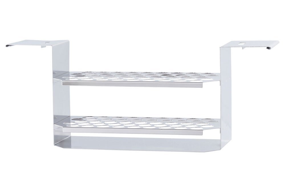 IKA Thermostate Tube rack, 17mm, ML, stainless