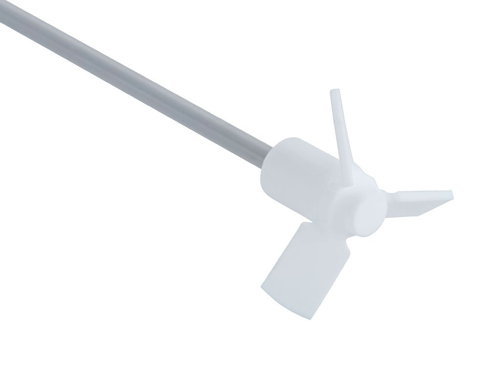 R 1389 (PTFE-coated) Propeller stirrer, 3-bladed