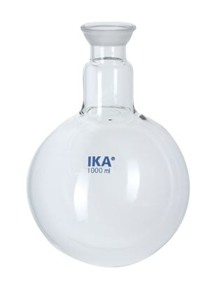 RV 10.200 Receiving flask, coated (KS 35/20, 100 ml)