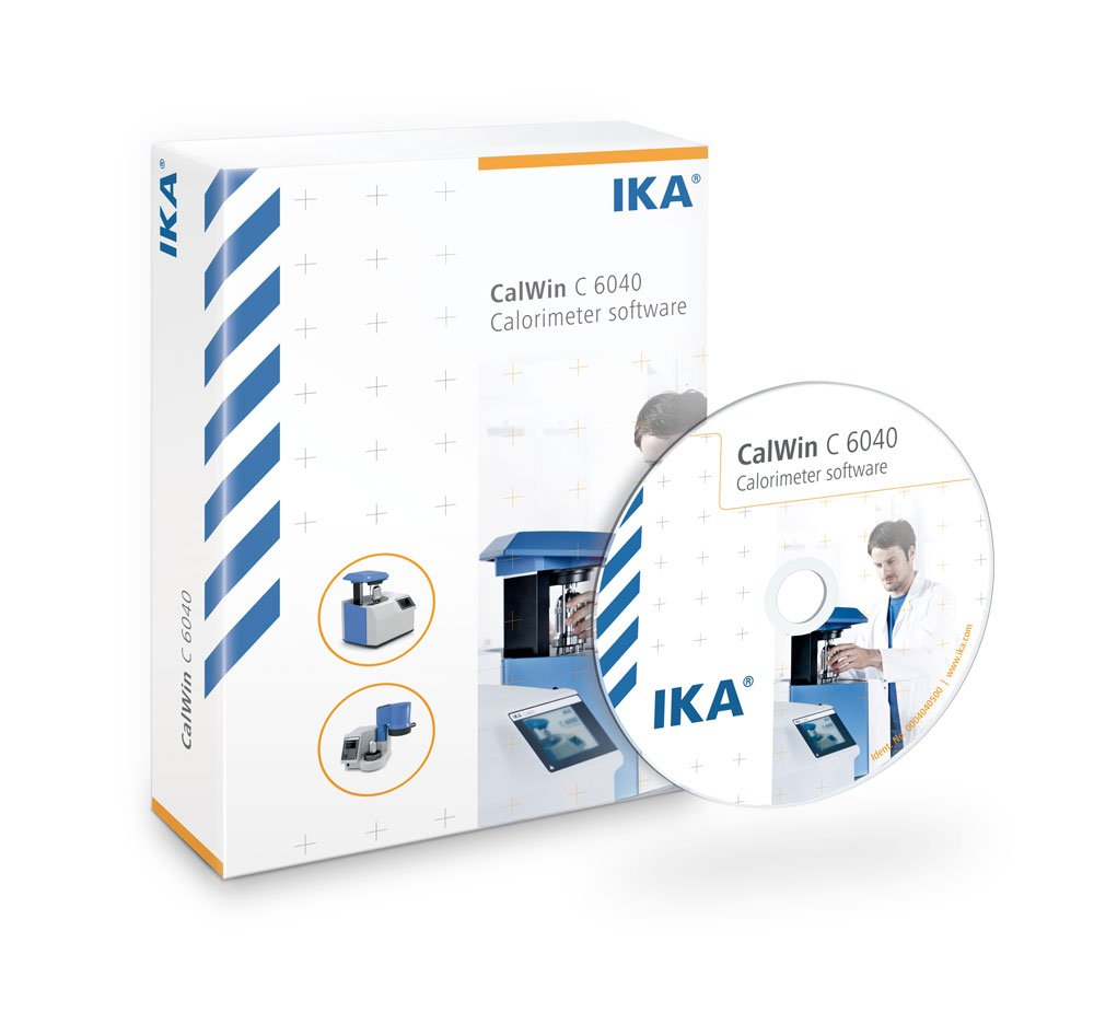 IKA Laboratory Software C 6040 CalWin