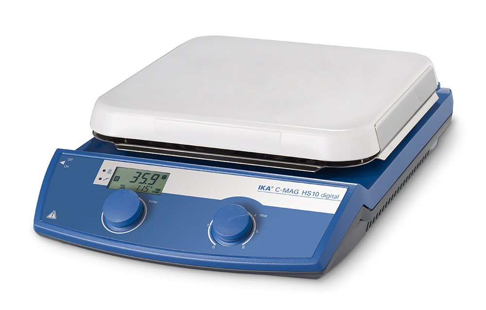 IKA Magnetic Stirrers C-MAG HS 10 digital