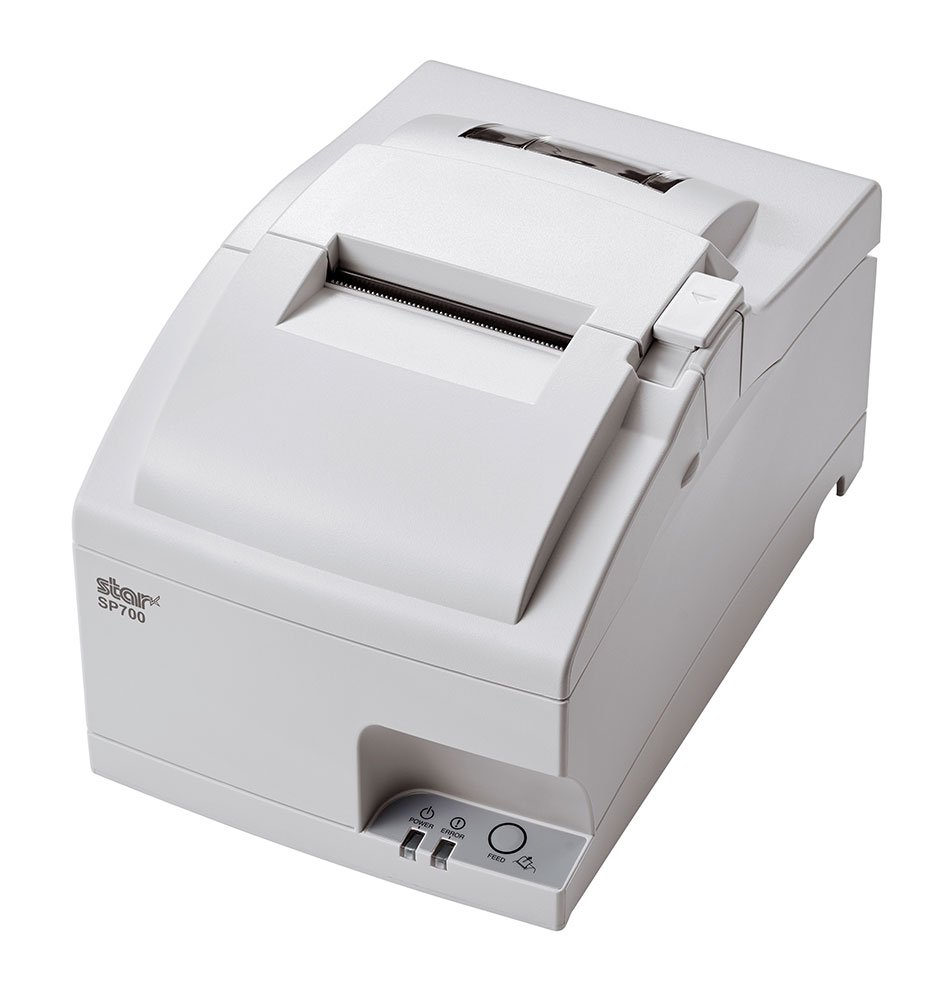C 1.50 Dot matrix printer