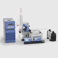 Rotary Evaporators RV 10 control auto solution